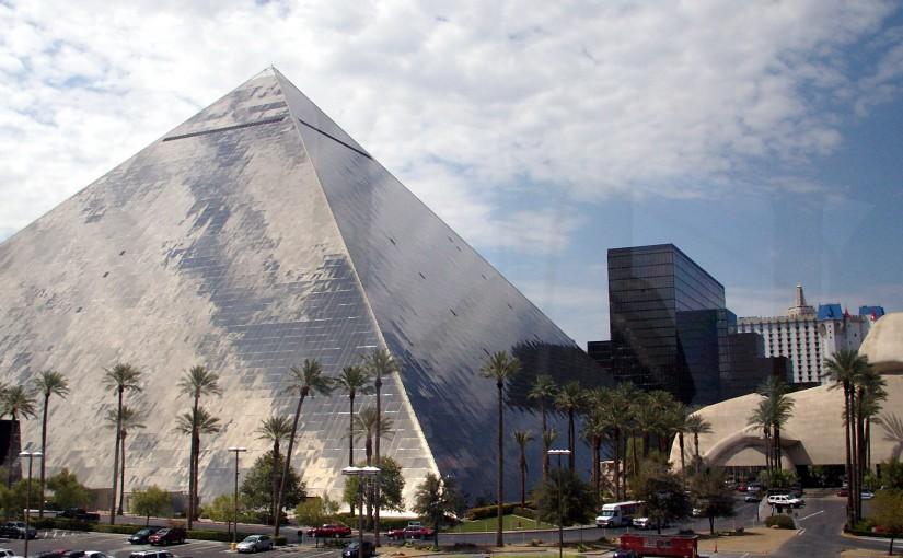 Kasiino reisiidee: Luxor Hotel Casino