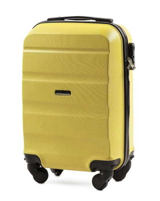 kollane reiskohver