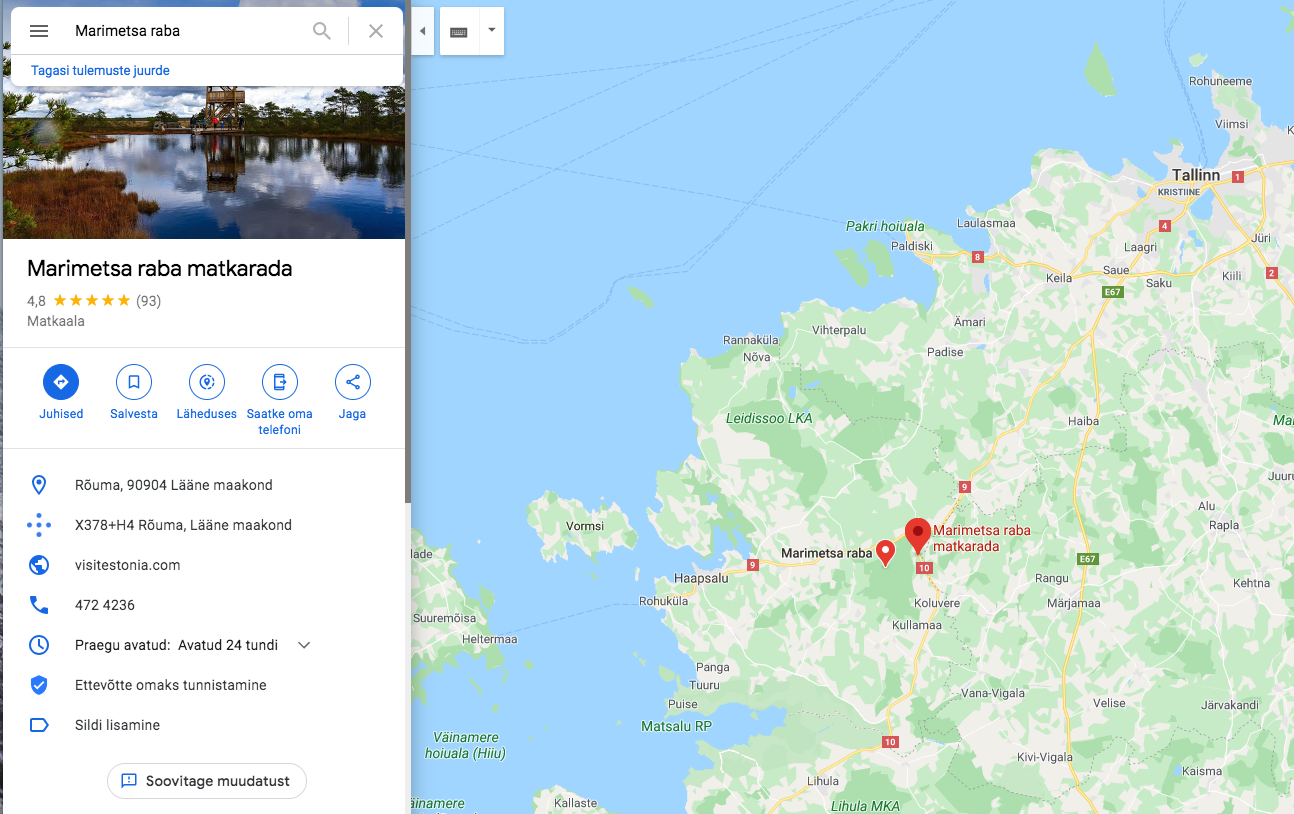 Raba Eestis